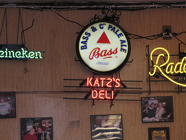 Kat'z Deli - Westminster Dog Show Tour